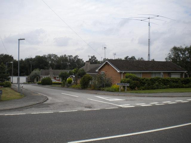 Charlotte Close, Kirton