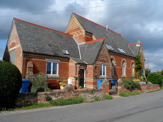 Former Methodist chapel, Tattingstone