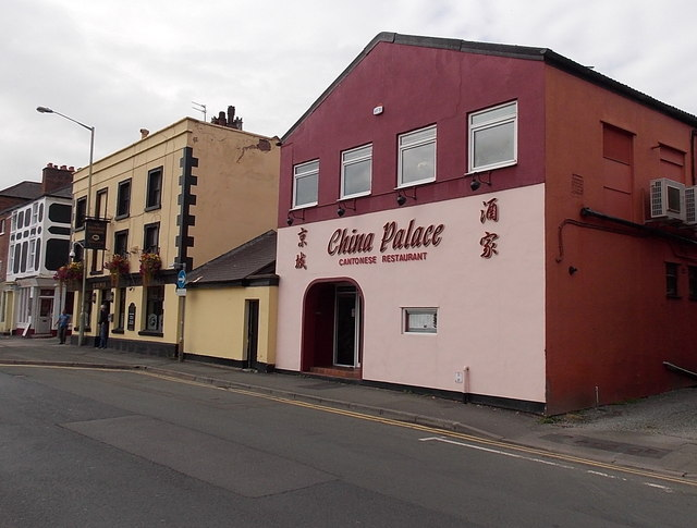 China Palace, Oswestry