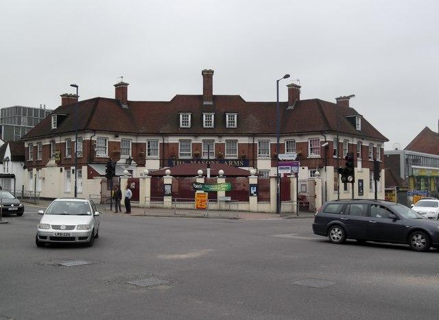 The Masons Arms, High Street, Edgware