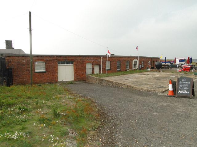 Submarine Mining Establishment, Landguard, Felixstowe