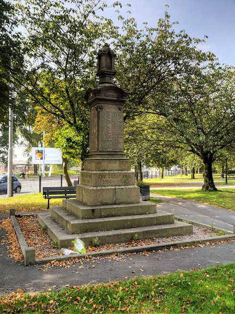 Clayton Park War Memorial