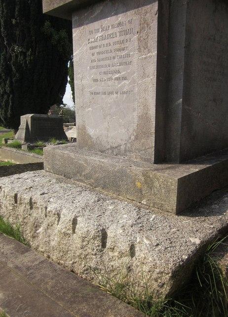 Tomb, Torquay Cemetery