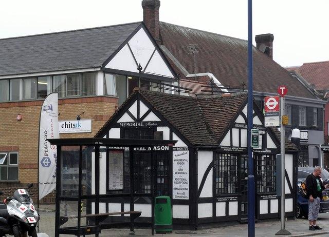 Memorial Masters, High Street, Edgware