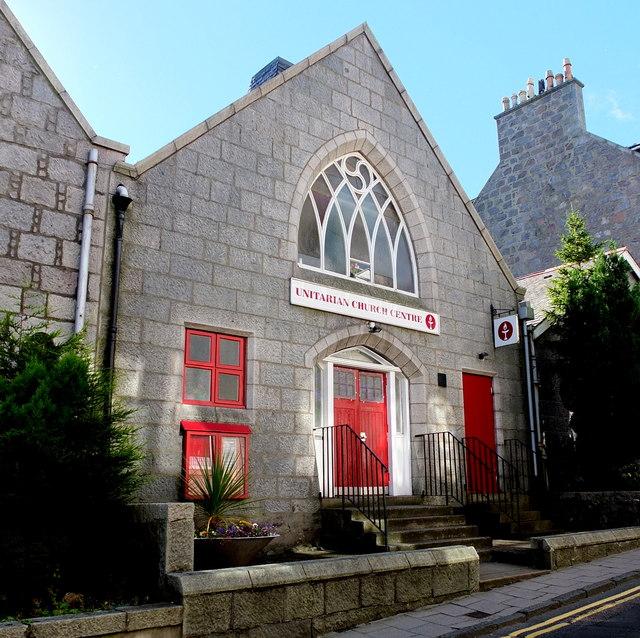Unitarian Church, Skene Terrace, Aberdeen
