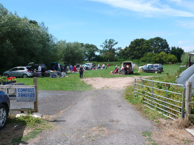 Car Boot Sale near Westhay