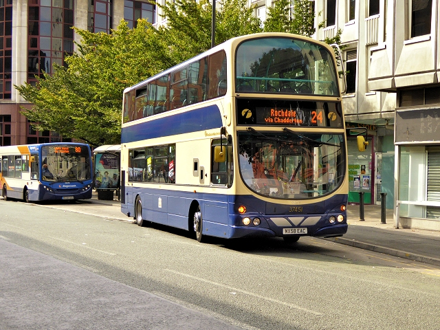 Rochdale Corporation Transport