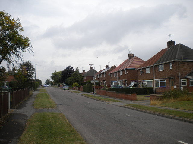 Hazel Road, New Ollerton