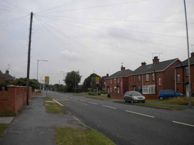 Main Road, New Ollerton