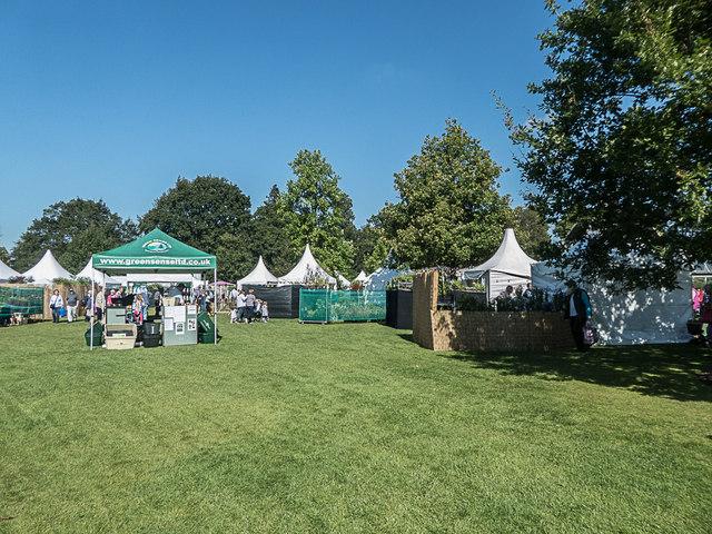 Garden Show, Royal Horticultural Society Garden, Wisley