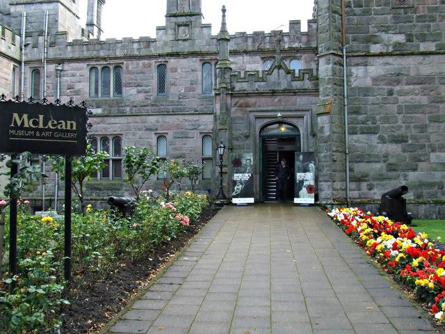 McLean Museum & Art Gallery