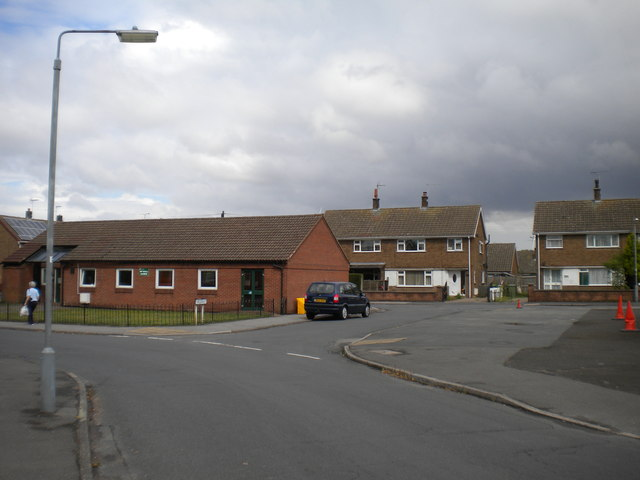 South end of the Green, Bilsthorpe