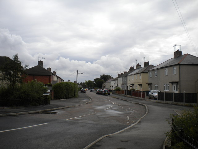 Savile Road, Bilsthorpe