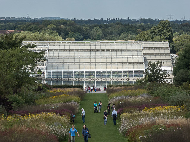 Glasshouses, Royal Horticultural Society Garden, Wisley