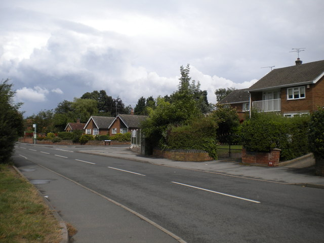 Kirklington Road, Bilsthorpe Moor