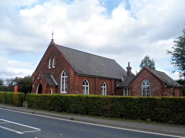 Holy Family R.C. church, Brantham