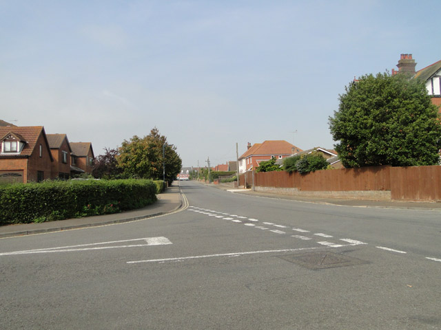 Maybush Lane, Felixstowe