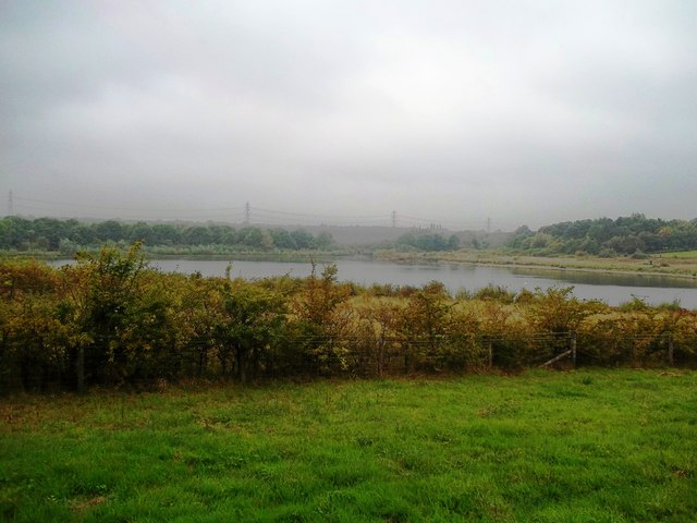 The Meadowgate Lake at Rother Country Park