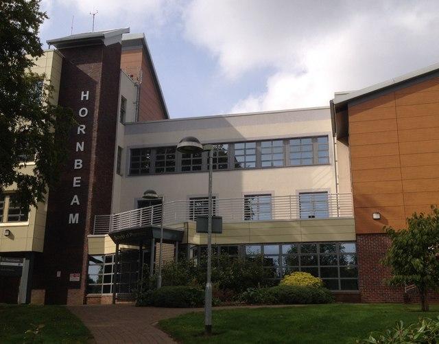 Hornbeam Building, University of Keele