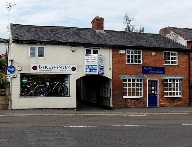 BikeWorks in Oswestry