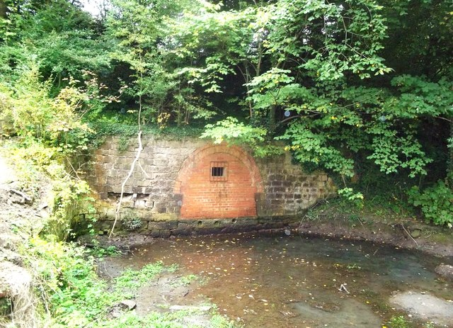 Chesterfield Canal - Norwood Tunnel Entrance
