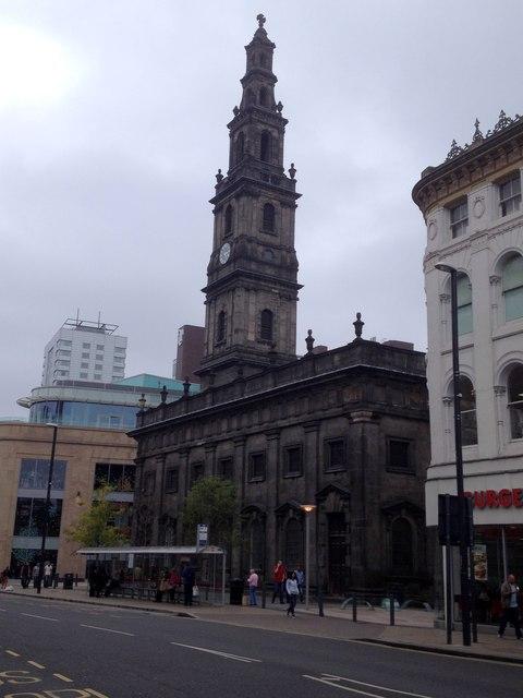 Holy Trinity Church, Leeds