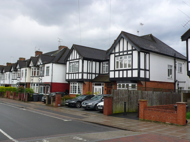 Houses in Crescent Rise