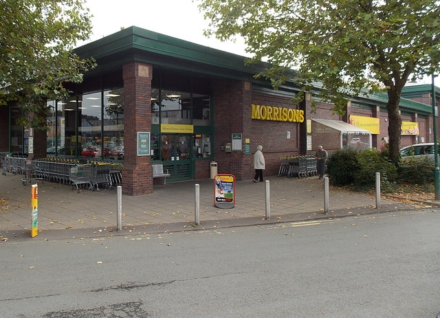 Morrisons Oswestry