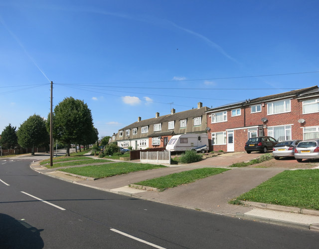 Whitchurch Road, Harold Hill