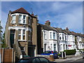 TQ2990 : Houses in Crescent Rd by Nigel Mykura