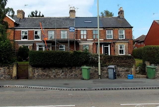 Llwyn Terrace, Oswestry