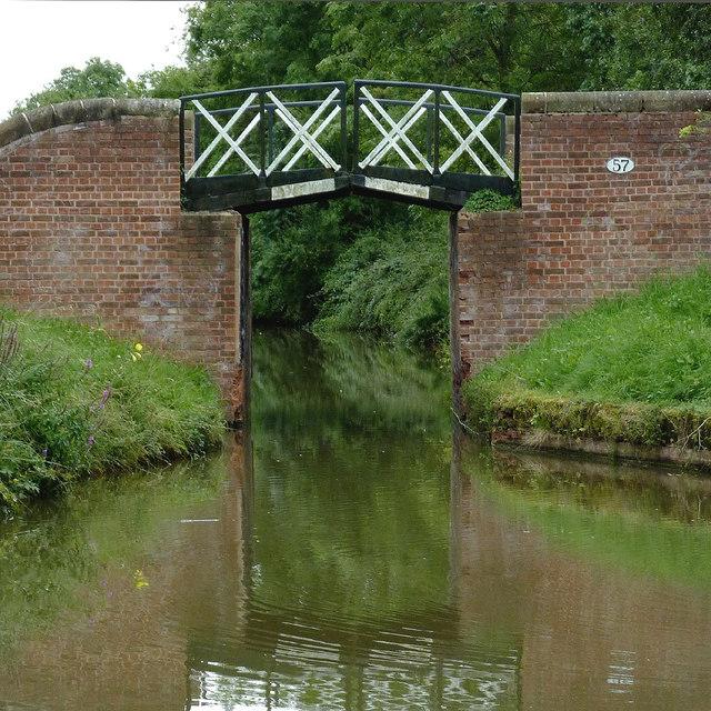 Draper Bridge near Bearley, Warwickshire