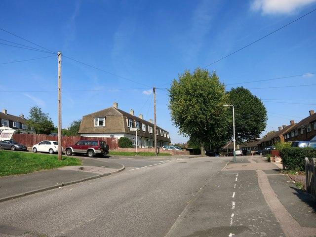 Woodbridge Lane, Harold Hill