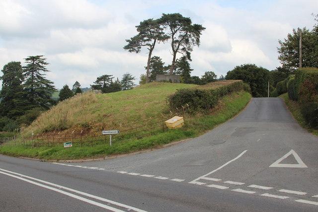 Lane to Menithwood