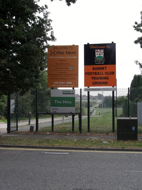 The Hive, Whitchurch Lane, Canons Park