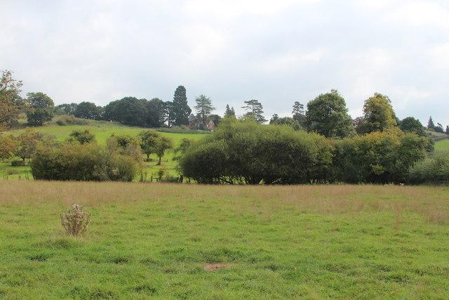Field west of Eardiston