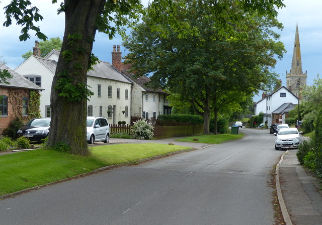 Gaulby Lane in Stoughton