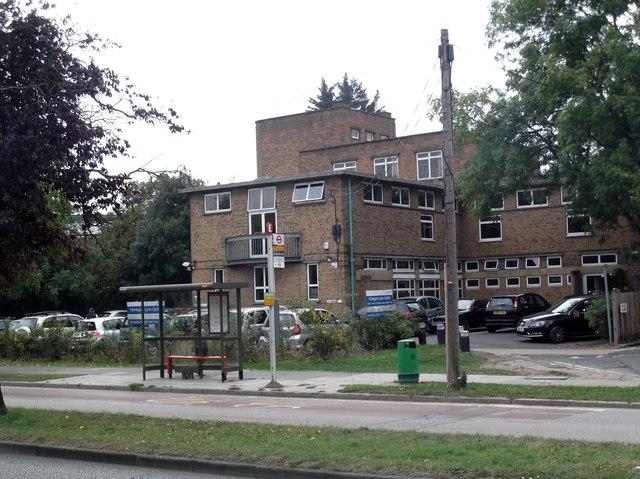 Honeypot Lane Centre, Canons Park