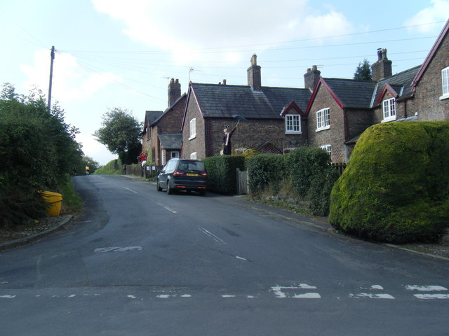 New Road, Rostherne with Bobby Moore and Mary Poppins