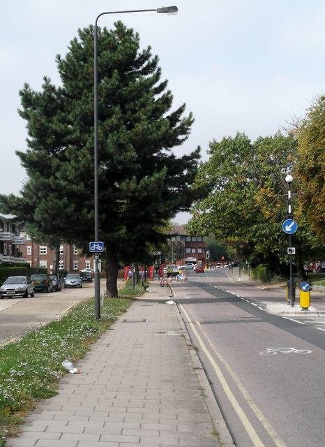 Marsh Lane, Stanmore