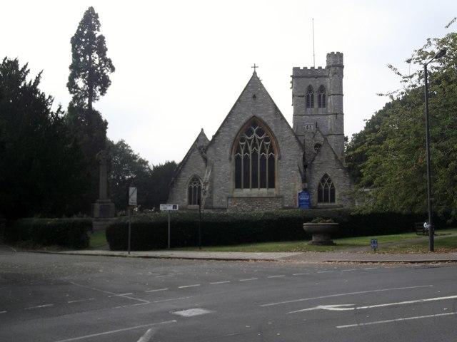 St John the Evangelist, Rectory Lane, Stanmore