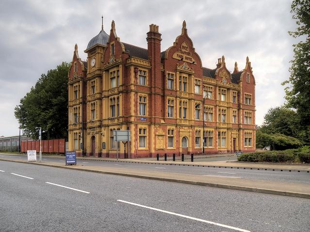 Trafford Park Hotel, Village Way