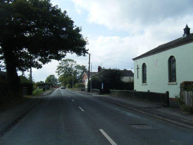 Pickmere Lane