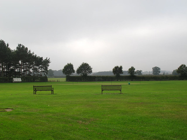 Salle cricket green
