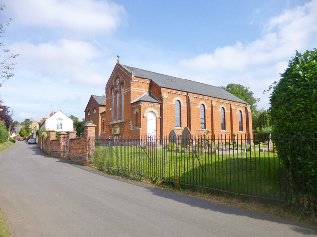 Flore, United Reformed Church