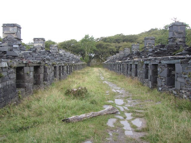 Anglesey Barracks, Dinorwic Quarry