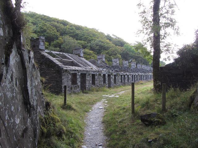 Anglesey Barracks, Dinorwic Quarry