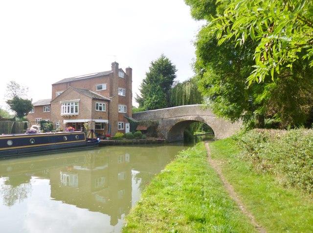 Nether Heyford, Bridge No 27