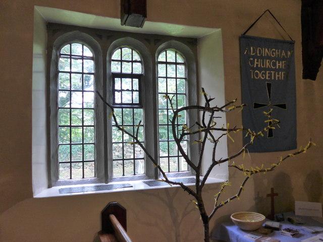 Inside St Peter, Addingham (B)