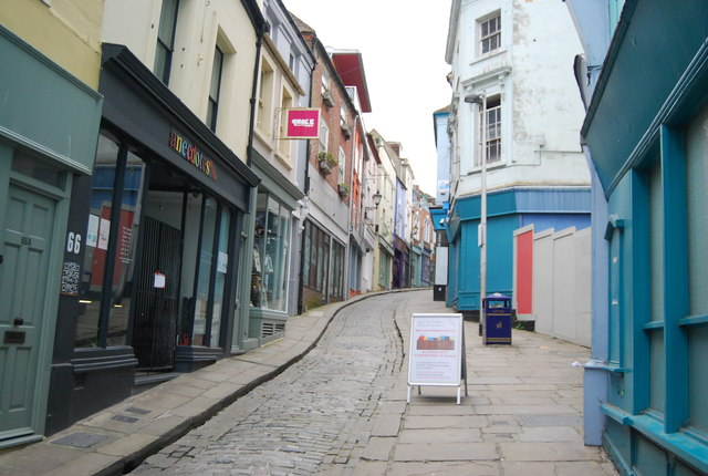The Old High St